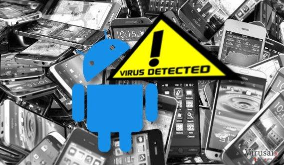Naujuose Android telefonuose rasti iš anksto įdiegti virusai