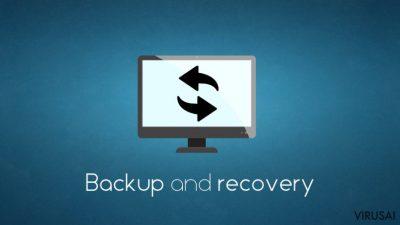 Duomenų saugojimas ir atkūrimas