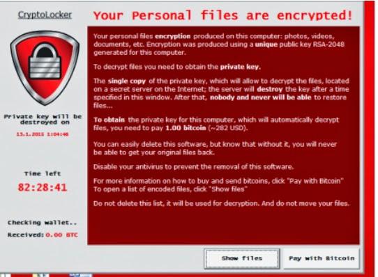 Ar žinote, kiek pinigų hakeriai gali uždirbti platindami virusus? ekrano nuotrauka