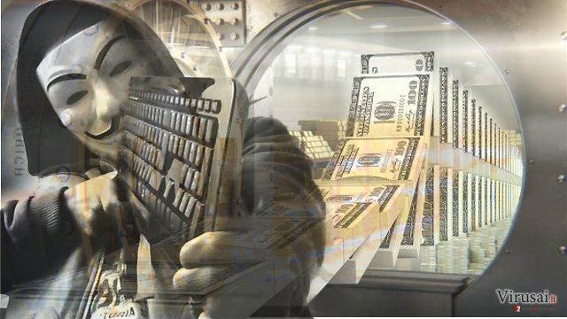 Gerai apsvarstykite, ar verta mokėti išpirką kibernetiniams nusikaltėliams