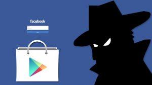 Facebook duomenis vagiantis virusas plito Google Play parduotuvėje