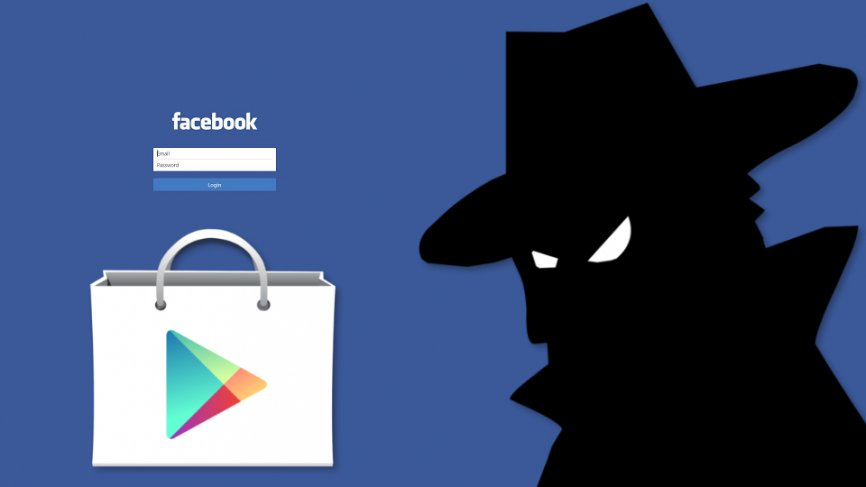 Google Play parduotuvėje plitęs Android virusas vogė Facebook prisijungimo duomenis