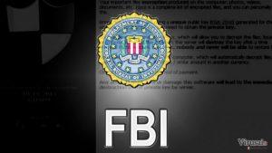 FTB ragina žmones nemokėti virusų reikalaujamų išpirkų