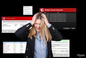 Ką daryti, jeigu antivirusinė programa nepašalino viruso?