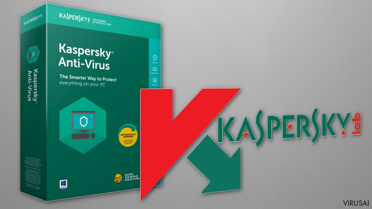 Kaspersky anti-ransomware programa