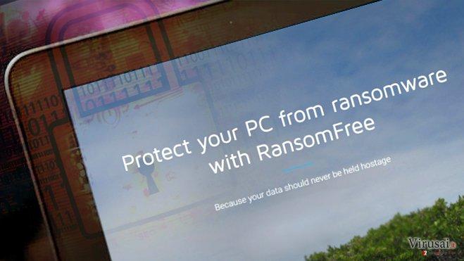 RansomFree įrankis stabdo duomenų šifravimą po failus užkoduojančio viruso atakos