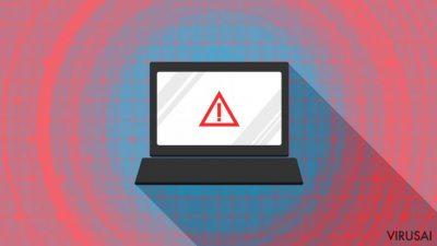 Ransomware atakuoja miestus