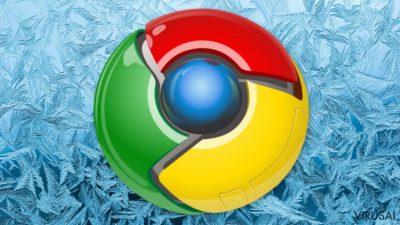Google Chrome vartotojai - kibernetinių sukčių akiratyje