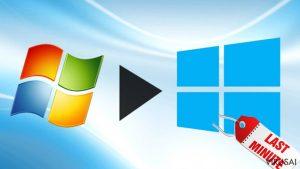 Microsoft siūlo paskutinę galimybę atnaujinti Windows 10 OS nemokamai
