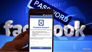 """Saugokitės apsišaukėlių, kurie grasina išjungti jūsų """"Facebook"""" paskyrą!"""