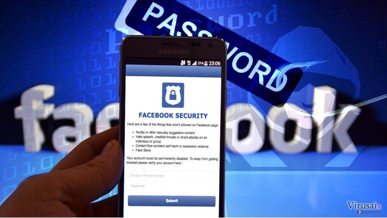 Socialiniame tinkle Facebook plinta naujas sukčiavimo būdas