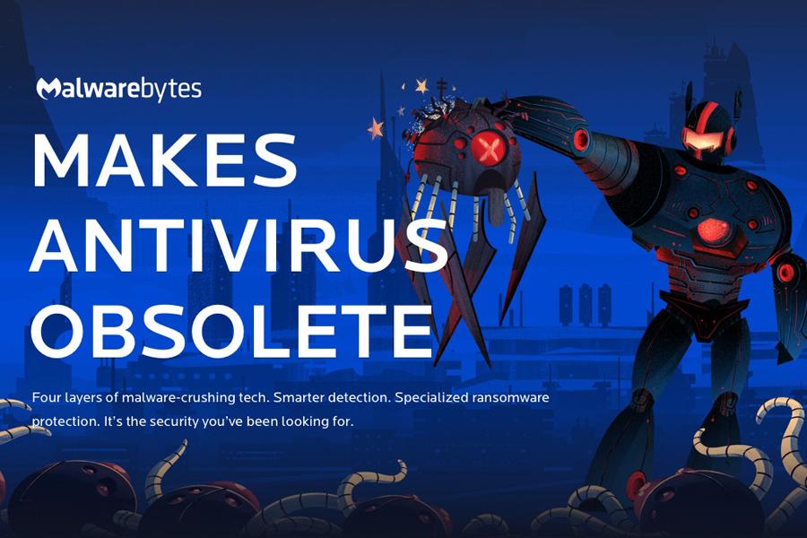 Malwarebytes Anti-malware programa