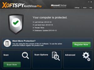 XoftSpySE Anti Spyware