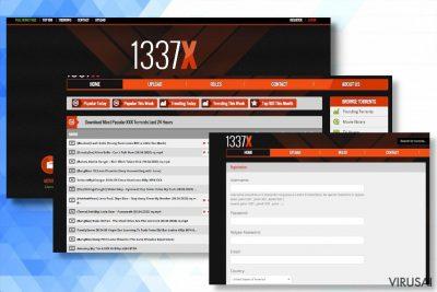 1337x.to virusas
