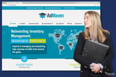 Ad-Maven virusas