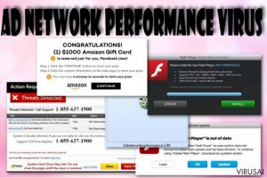 Ad Network Performance virusas