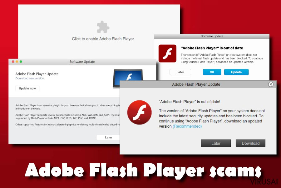 Flash Player Update!