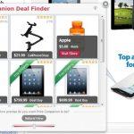 Amazon Deal Finder pranešimai ekrano nuotrauka