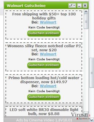 DNS Unblocker reklamos ekrano nuotrauka