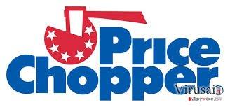 Price Chopper reklamos ekrano nuotrauka
