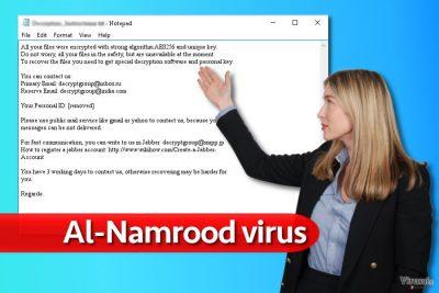 Al-Namrood virusas