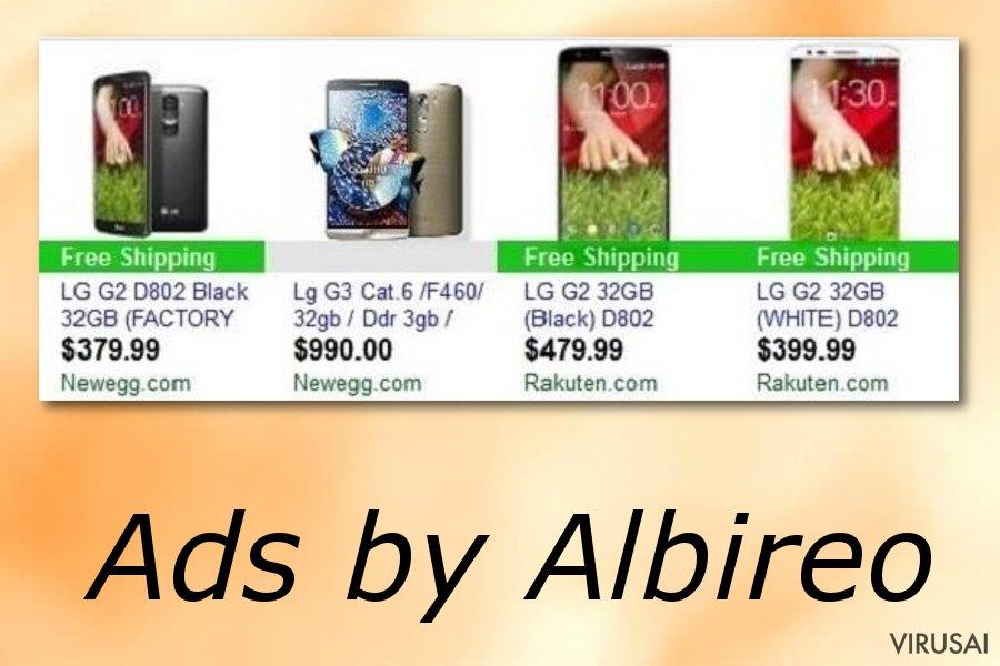 Albireo ads