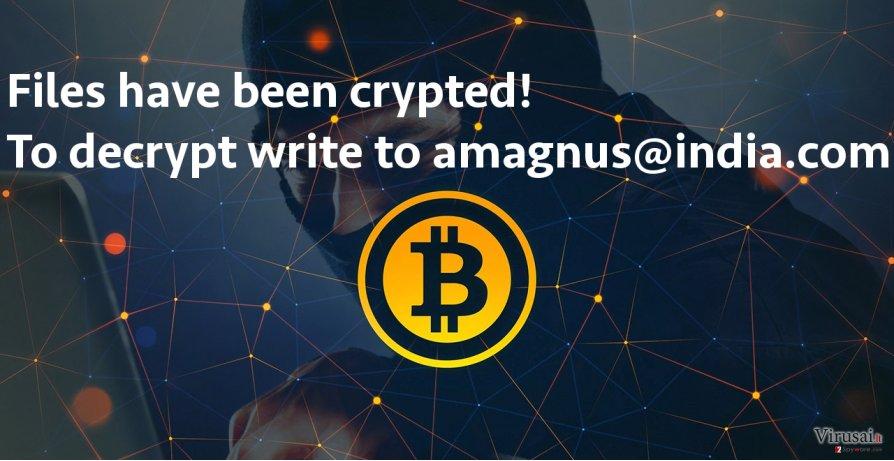 Amagnus@india.com ransomware virus