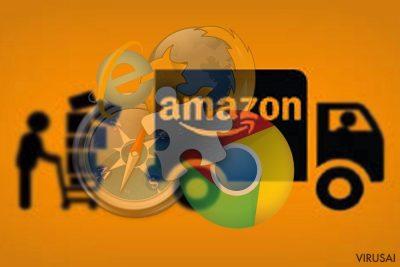 Amazon Assistant iliustracija