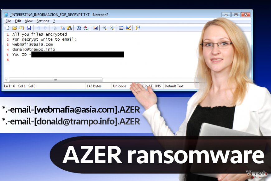 Azer virusas