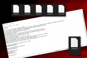 BBOO ransomware virusas
