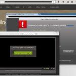 Bing peradresavimo virusas ekrano nuotrauka