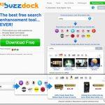 Buzzdock peradresavimai ekrano nuotrauka