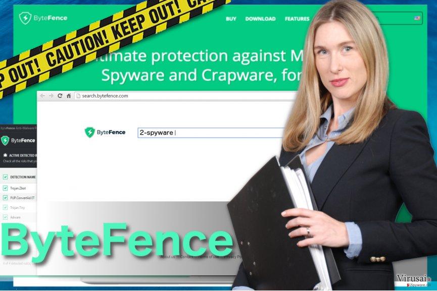 ByteFence virusas