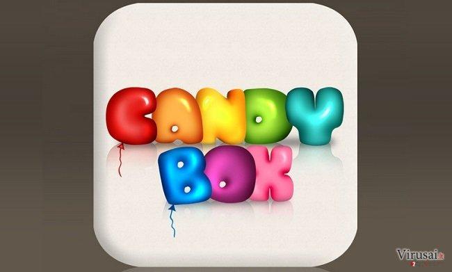 Candy-box.biz virusas ekrano nuotrauka