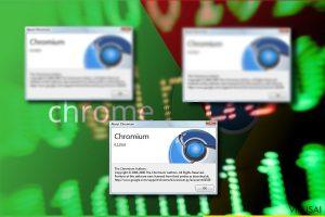 Chromium virusas