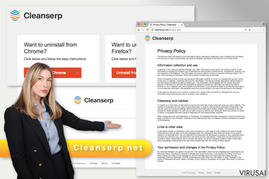 Cleanserp.net virusas