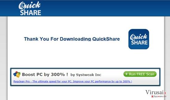 Coupons by QuickShare ekrano nuotrauka