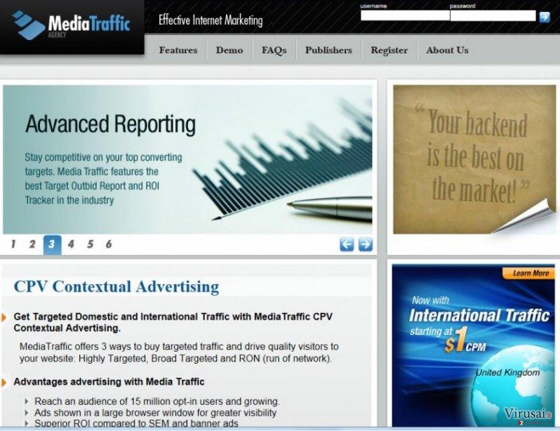 cpvfeed.mediatraffic.com peradresavimai ekrano nuotrauka