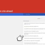 Ketinate apsilankyti apgaulingoje svetainėje ekrano nuotrauka