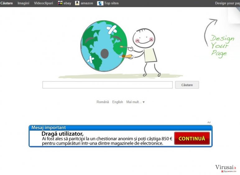 Doko-search.com ekrano nuotrauka