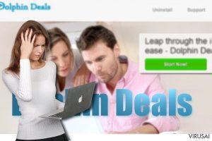 Dolphin Deals reklamos