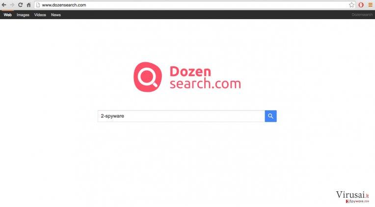 Dozensearch.com virus