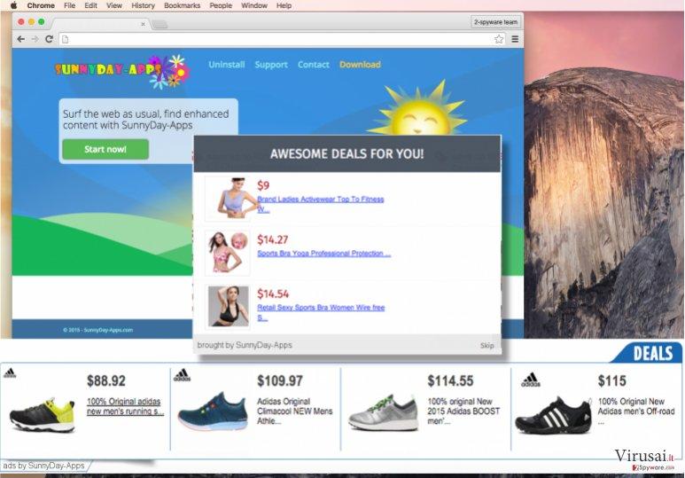 SunnyDay-Apps virus
