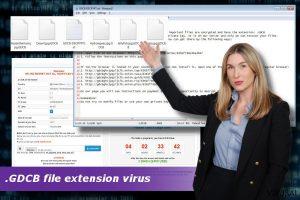 .GDCB failo plėtinio virusas