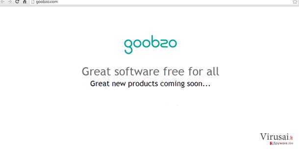Goobzo Ltd ekrano nuotrauka