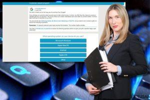 Google Custom Reward Program virusas