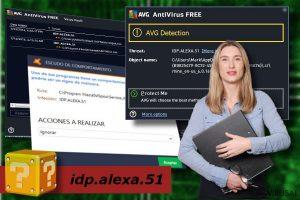 idp.alexa.51 virusas