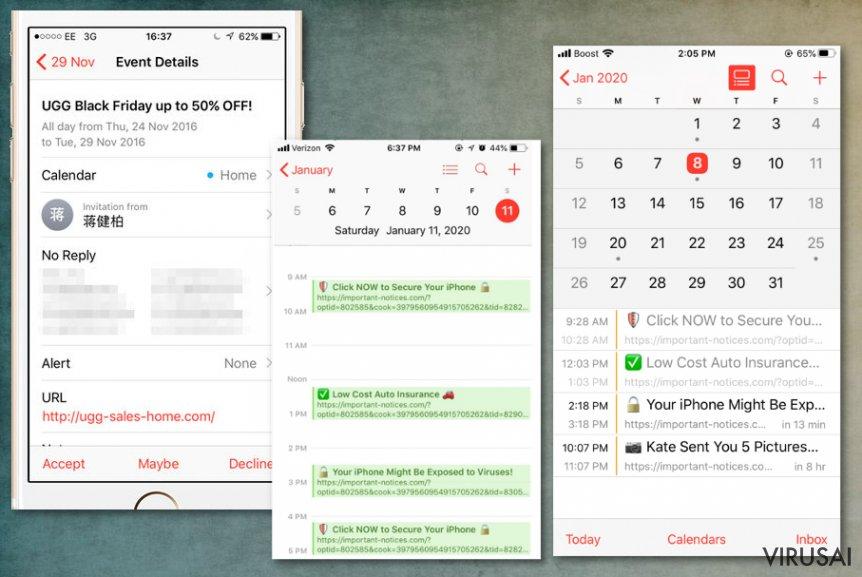 Kalendoriaus šlamštas