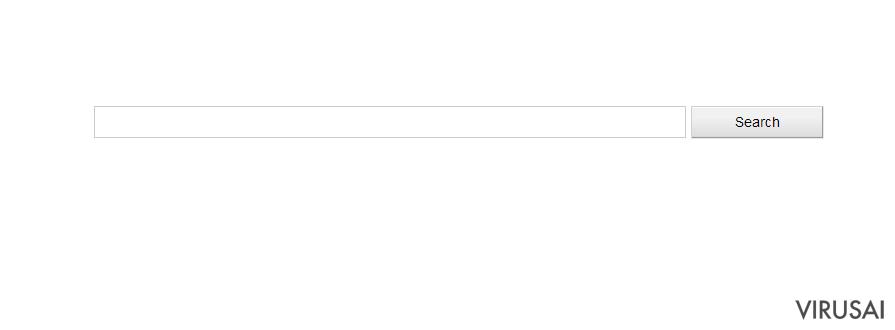 Isearch.Glarysoft.com peradresavimo virusas ekrano nuotrauka
