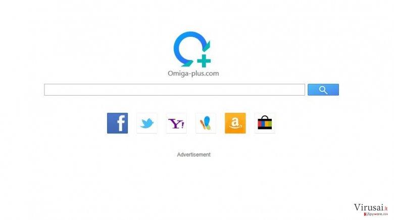 isearch.omiga-plus.com ekrano nuotrauka